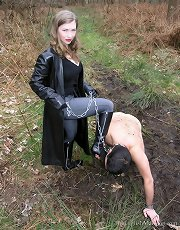 Woodland Dirty Bootworship