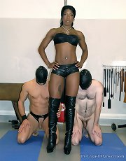 Mistress Kiana's Workout